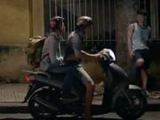 """Lộ cảnh Lương Mạnh Hải  """" đi khách """"  trong Hot boy nổi loạn 2"""