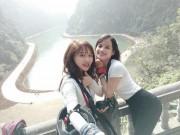 """Bạn trẻ - Cuộc sống - Nữ phượt thủ xuyên Việt trong 40 giờ đáp trả """"gạch đá"""" của dân mạng"""