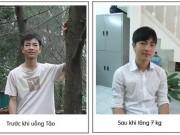 Cách tăng cân nhanh của một người gầy lâu năm