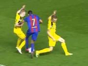 """"""" Messi mới """"  solo từ giữa sân, cule đòi cho đá trận PSG"""