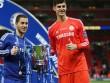 Tiết lộ: Chelsea cam chịu bán Hazard  & amp; Courtois cho Real