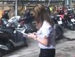 Kiều nữ lừa bán vé máy bay lấy tiền bao trai