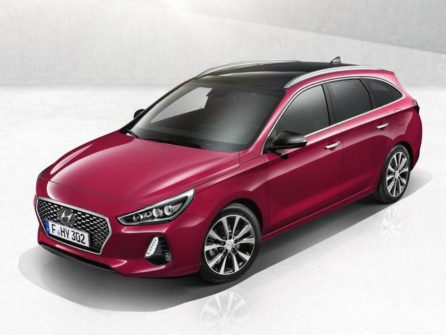 Hyundai i30 2017 có thêm phiên bản Wagon năng động