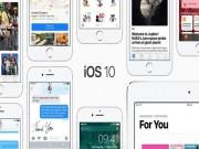 Apple tung iOS 10.2.1: Chưa xử lý dứt điểm lỗi sập nguồn