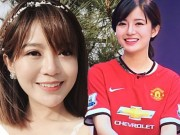 Bạn trẻ - Cuộc sống - Hot girl Tú Linh khoe ảnh cưới khiến fan MU xôn xao