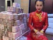 Đàn ông Trung Quốc phải mất bao nhiêu tiền mới cưới được vợ?