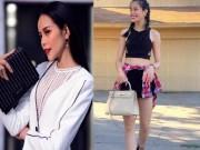 """Thời trang - """"Phát hờn"""" với hoa hậu 9x sở hữu BST túi hiệu cả chục tỷ đồng"""