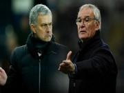 """Bóng đá - Bị học trò """"đâm sau lưng"""": Ranieri khóc cùng Mourinho"""