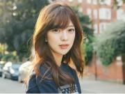 Làm đẹp - Không cần cắt vẫn có tóc mái bằng Hàn Quốc cực xinh