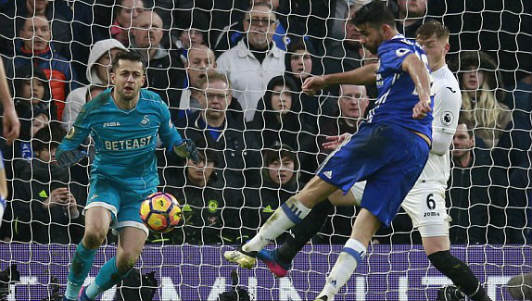 Chelsea - Swansea: Trừng phạt sai lầm