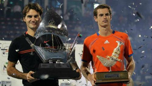 Phân nhánh Dubai: Federer hẹn gặp Murray ở bán kết