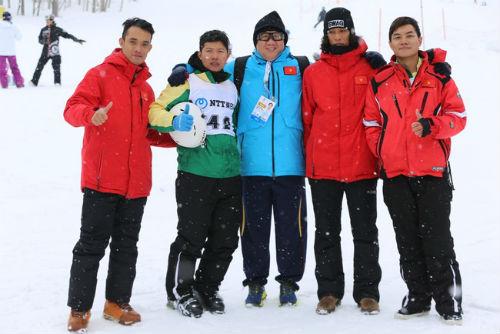 Tin thể thao 26/2: Việt Nam tự hào rời Á vận hội mùa đông 2017