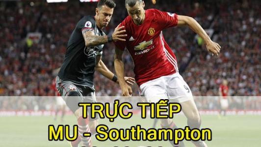 TRỰC TIẾP bóng đá MU – Southampton: Khát vọng vinh quang