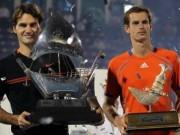 Thể thao - Phân nhánh Dubai: Federer hẹn gặp Murray ở bán kết