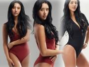 Đàn ông phát cuồng vẻ bốc lửa của hoa hậu Golf xứ Hàn