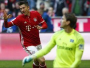 Bóng đá - Bayern Munich - Hamburg: Vùi dập không thương tiếc