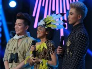 Ca nhạc - MTV - Con gái Chế Linh bức xúc vì giám khảo Vũ Hà quá áp đặt