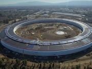"""12.000 nhân viên Apple sắp vào làm việc trong trụ sở  """" phi thuyền """""""