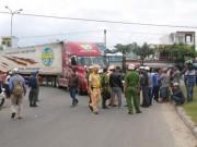 Tin tức trong ngày - Va chạm container, nữ sinh lớp 8 chết thảm dưới gầm xe