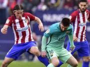 Atletico Madrid - Barcelona: Định đoạt bởi anh hùng