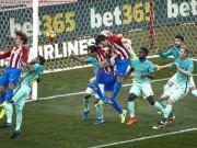 Bóng đá - Chi tiết Atletico Madrid - Barcelona: Messi tỏa sáng (KT)