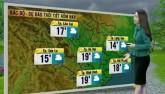 Dự báo thời tiết VTV 26/2: Bắc Bộ giá rét, Nam Bộ mưa trái mùa