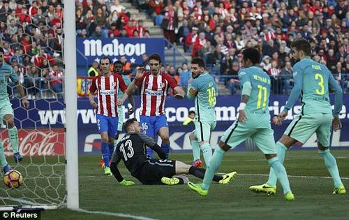 Atletico Madrid - Barcelona: Định đoạt bởi anh hùng - 1