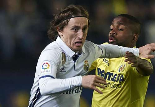 Villarreal - Real Madrid: Ngược dòng kịch tính - 1