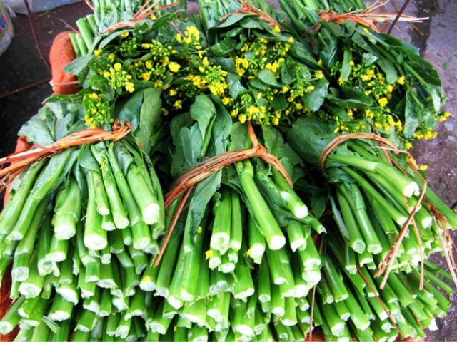"""Những món rau rừng đặc sản """"sốt xình xịch"""" thời tiết giao mùa"""
