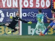 Góc chiến thuật Atletico - Barca: Chỉ thua Messi