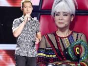 Học trò cũ Trần Lập khiến giám khảo The Voice rưng rưng lệ