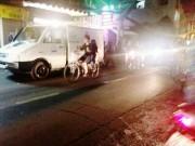 Tin tức trong ngày - Ngã xe đạp, cụ ông tử vong trên đường Phan Văn Trị