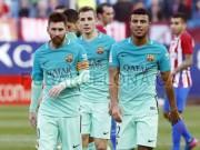 Bóng đá - Barca lại thắng khổ: Gắng gượng giữa cơn bạo bệnh
