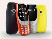 """Thời trang Hi-tech - Ra mắt Nokia 3310 giá rẻ, sự trở lại của """"huyền thoại"""""""