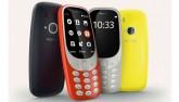"""Ra mắt Nokia 3310 giá rẻ, sự trở lại của """"huyền thoại"""""""