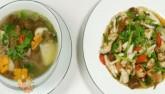 Hai món ngon tốt cho sức khỏe từ nấm hương