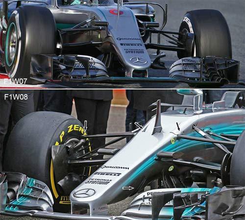 """F1, """"chiến mã"""" mới của Mercedes: Sự khác biệt của Vua"""
