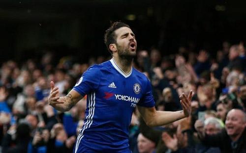 """Chelsea - Conte: Fabregas vẫn xứng là """"hàng loại 1"""" - 1"""