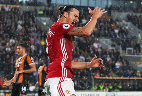 Xuất sắc nhất NHA 2016/17: Ibrahimovic hay Kante - 3
