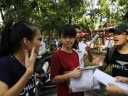 Giáo dục - du học - Thi THPT Quốc gia 2017: Lo coi thi lỏng, chặt khác nhau