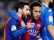 Bóng đá - Barca thần kỳ vào chung kết C1, Messi-Neymar cũng chỉ xem TV