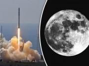 Hai người đầu tiên trên thế giới sắp du lịch Mặt trăng