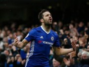 """Bóng đá - Chelsea - Conte: Fabregas vẫn xứng là """"hàng loại 1"""""""