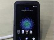 Thời trang Hi-tech - ZTE Gigabit Phone: Smartphone đầu tiên trên thế giới hỗ trợ 5G