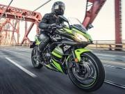 Kawasaki chốt giá bán Ninja 650 ABS