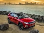 Tư vấn - Jeep Compass 2017: Xe việt dã chỉ 504 triệu đồng