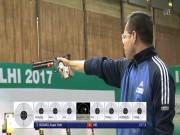 Hoàng Xuân Vinh giành HCB, thua đau kỷ lục thế giới