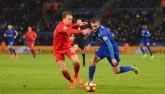"""Leicester - Liverpool: Liên tiếp 3 """"cú đấm"""" choáng váng"""