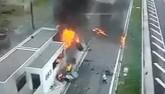 Thiếu gia Hi Lạp gây tai nạn kinh hoàng, 4 người chết