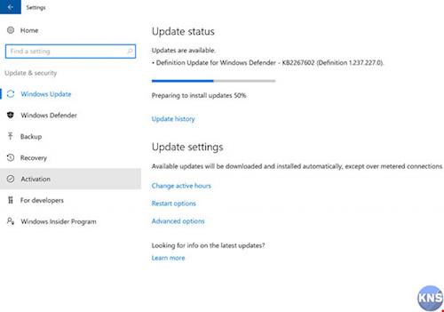 """Tắt tính năng """"update"""" phiền phức trên Windows 10 - 1"""